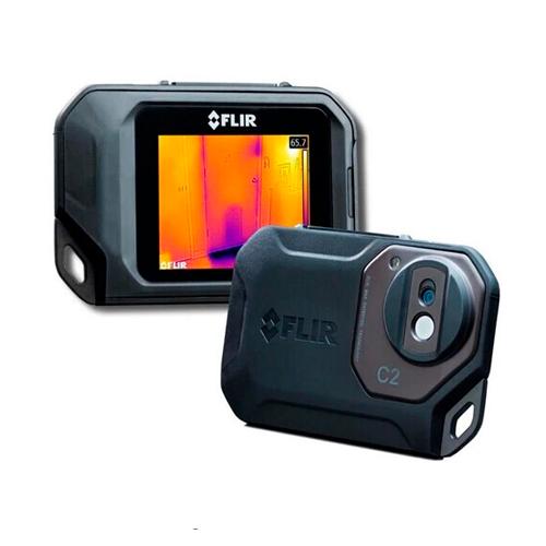 Imedición cámara termográfica portatil Flir C2