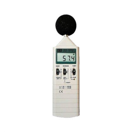 Imedición decibelímetro TES 1350A