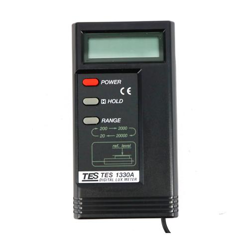 Imedición luxómetro TES 1330A