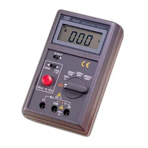Imedición megómetro TES 1600