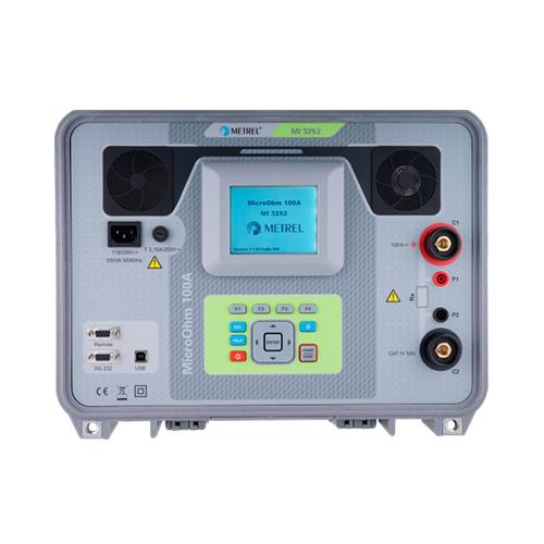 Imedición micrometro METREL MI3252