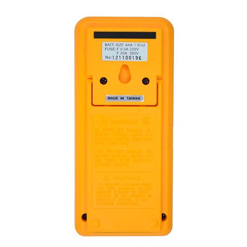 Imedición multímetro digital TES 2700