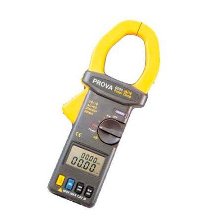 Imedición pinza para medición de potencia Prova CM6601