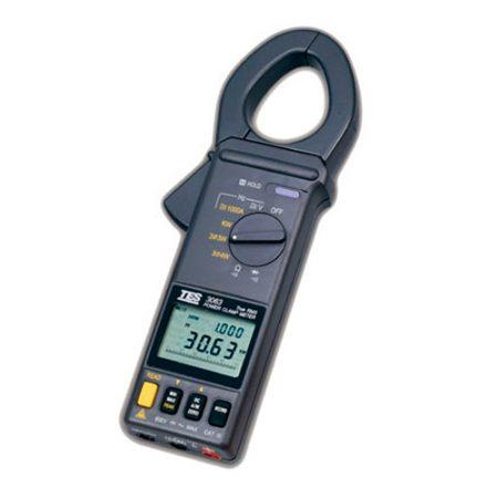 Imedición pinza para medición de potencia TES 3063