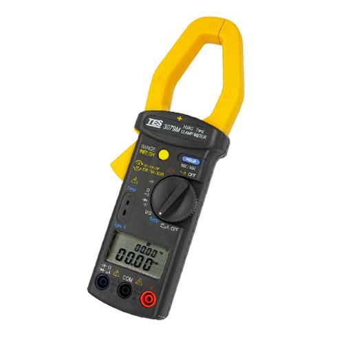 Imedición pinza para medición de potencia TES 3079M