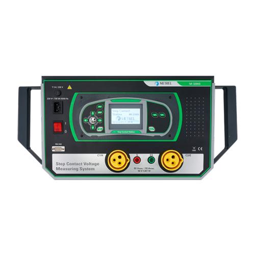Imedición telurímetro medidor de tensión de paso Metrel MI3295