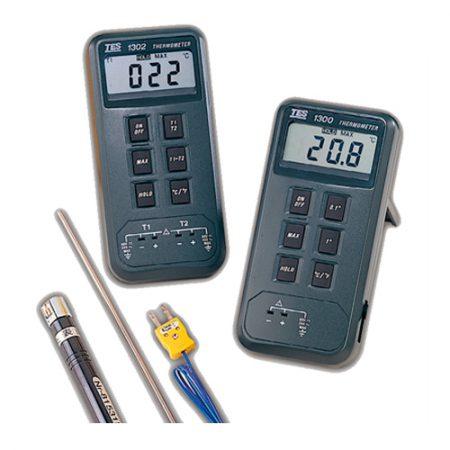 Imedición termómetro digital TES 1300