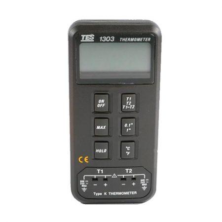 Imedición termómetro digital TES 1303