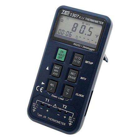 Imedición termómetro digital TES 1307