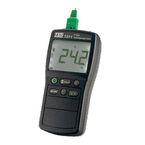 Imedición termómetro digital TES 1311A