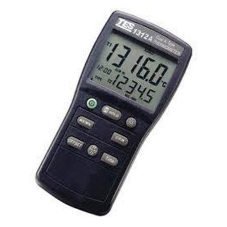 Imedición termómetro digital TES 1312A