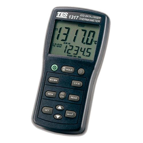 Imedición termómetro digital TES 1317