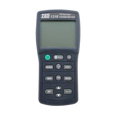 Imedición termómetro digital TES 1318