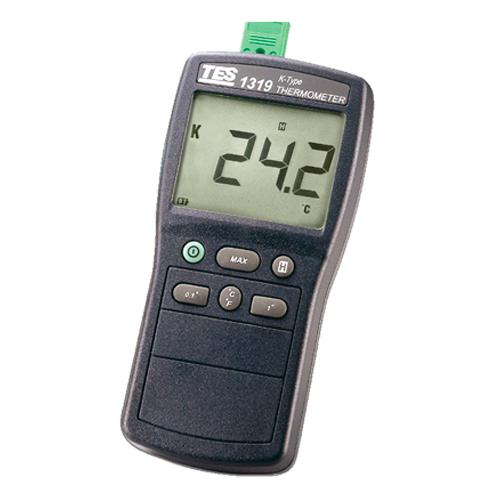 Imedición termómetro digital TES 1319