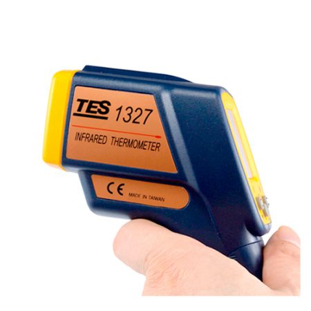 Imedición termómetro infrarrojo láser TES 1327