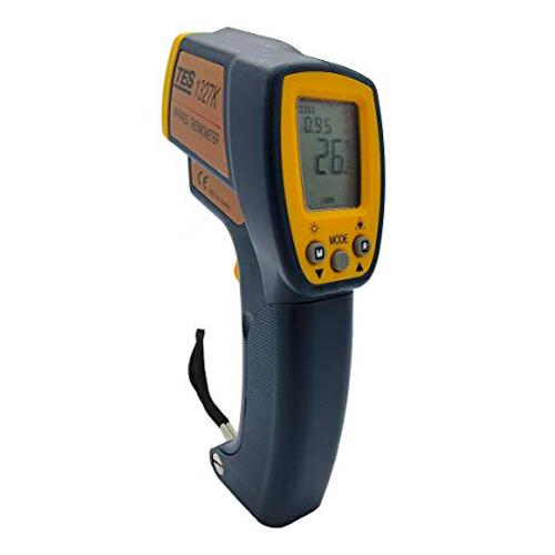 Imedición termómetro infrarrojo láser TES 1327K