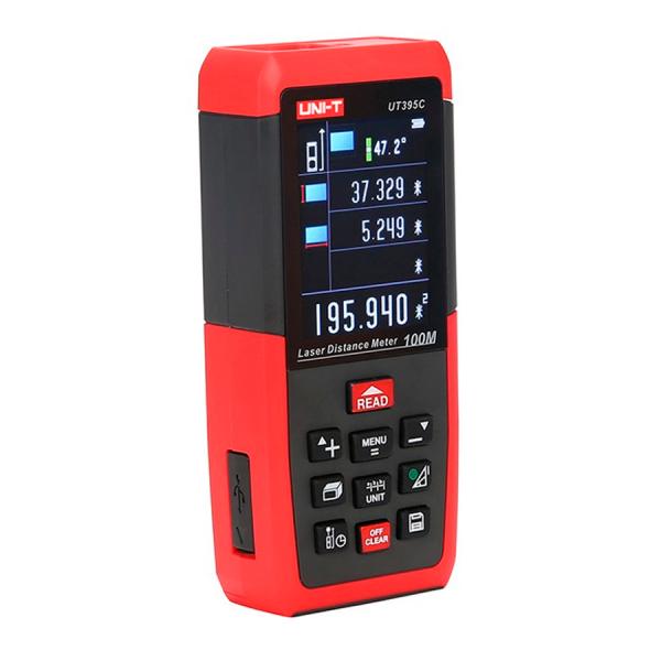 Medidor de distancia UT395C
