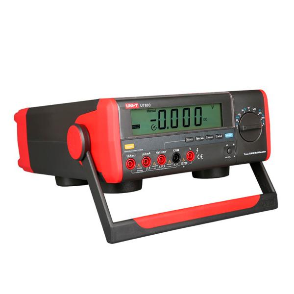 Multímetro digital de banco UT803