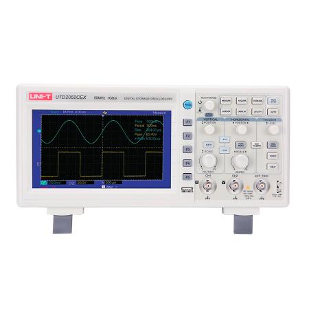 Imedición osciloscopio UTD2052CEX