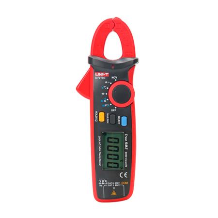 Pinza amperométrica UT210C