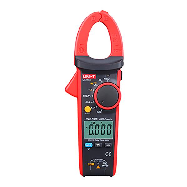 Pinza amperométrica UT216A