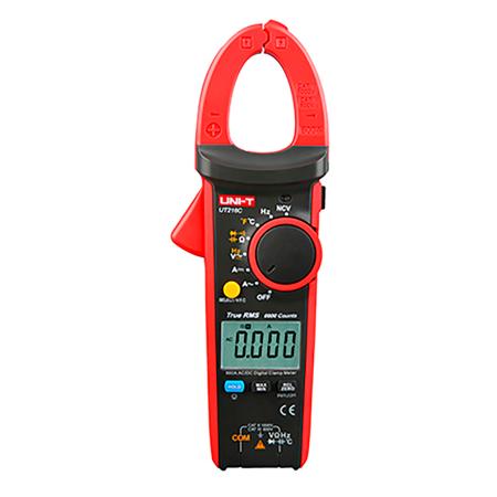 Pinza amperométrica UT216C