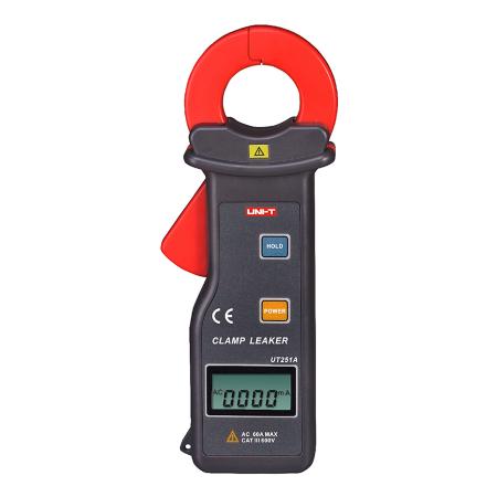 Pinza amperométrica UT251A