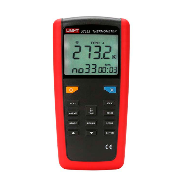 Termómetro digital UT322